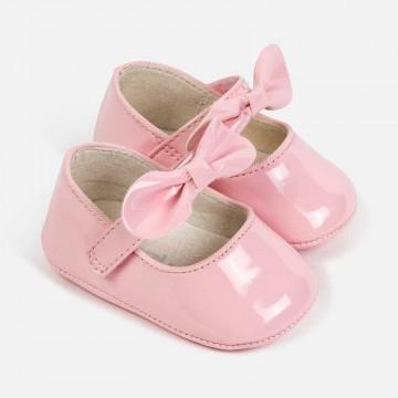 Newborn Μπαρέτες Λουστρίνι Νεογέννητο Κορίτσι